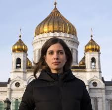 Anleitung f r eine Revolution von Nadja Tolokonnikowa WELT