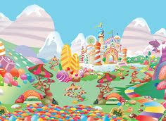 candy wonderland background. Beautiful Candy To Candy Wonderland Background