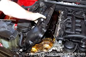 bmw e39 5 series valve cover gasket removal 1997 2003 525i 528i large image extra large image