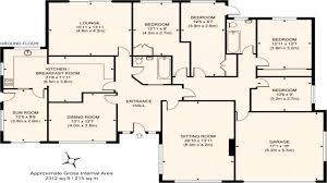 5 Bedroom Floor Plan Custom Design Ideas