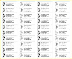 Avery Template 5195 Address Labels Template Avery Return 5195 New Not In Word Unique
