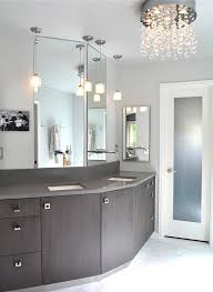 great mini chandeliers for bathrooms chandelier interesting in bathroom lighting idea 27