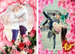 yenrapp frame free diy photo couple valentinesday