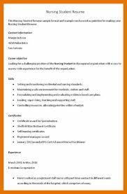 Nursing Objectives For Resume Outstanding Nursing Objectives Resume For Entry 4