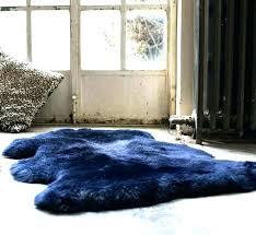 costco fur rug faux sheepskin rug sheepskin rugs luxurious midnight blue sheepskin rug sheepskin rugs sheepskin costco fur rug