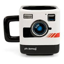 office mug. mustard photomug retro camera cup i funny coffee mug office
