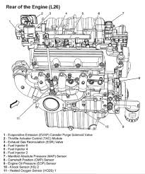 pontiac 3 8 engine diagram pontiac wiring diagrams