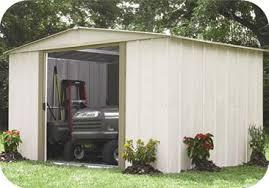 garden shed kits. Salem 8x6 Arrow Metal Storage Shed Kit Garden Kits