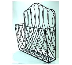 wire mesh wall file mesh wall organizer wire file rack wire file holder rustic style metal