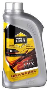 <b>Масло</b> для садовой техники <b>HOME GARDEN</b> 2Stroke MIX ...