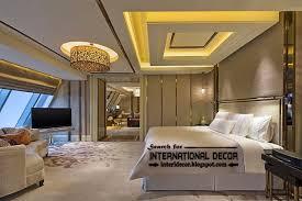 Contemporary Pop False Fair Bedroom False Ceiling Designs