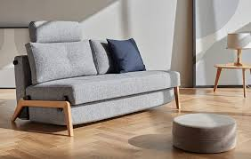 cubed 160 sofa bed wooden legs is