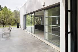 sliding patio door aluminum double glazed