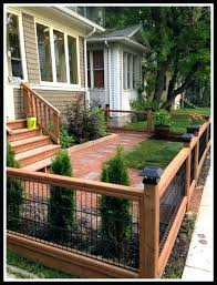 building fence panels fence panels hog wire fascinating red shale bridge wood small front build yard building fence