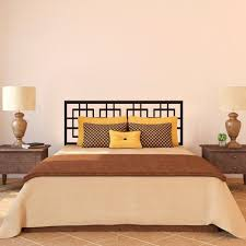 bedroom for couple decorating ideas. Modern Headboard Wall Decal Master Couple Bedroom Vinyl Art Removable Decor Idea 23inx60in-in Stickers From Home \u0026 Garden On Aliexpress.com | Alibaba For Decorating Ideas