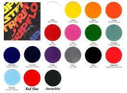 Siser Color Chart Siser Stripflock Heat Transfer Vinyl Sheets