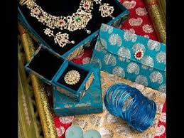 Saree Tray Decoration Inspiration Saree Packing Decoration IdeasEASY CREATIVE IDEAS For Indian