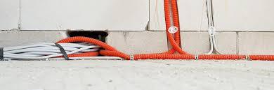 Welche elektroinstallation wird ihren bedürfnissen und den sicherheitsanforderungen gerecht? Elektroinstallation Mit Oder Ohne Kabelschutzrohr Diybook De