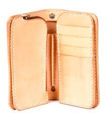 craft sha leathercraft leather uni wallet set bill fold coin case kit natural