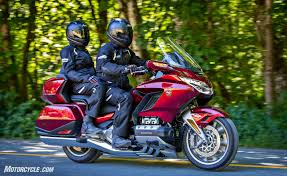 First Look: 2018 Honda Gold Wing and Gold Wing Tour \u2013 Move Ten ...