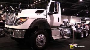 2018 International HV 613 Truck - Exterior and Interior Walkaround ...