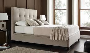 Ottoman For Bedroom Nicola Ottoman Bed Oatmeal Fabric All Beds Fishpools