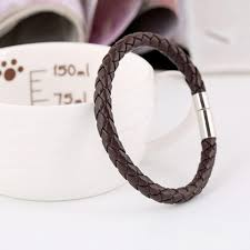 product images gallery braided leather bracelets girls