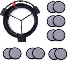 En amazon, nos esforzamos por proteger tu seguridad y privacidad. Amazon Com Replacement Coffee Maker Water Filtration Set Filter Disk With Frame For Mr Coffee Brewers Coffee Maker Compatible Mr Coffee Filter Dics 1disk Frame 12 Filter Disks Kitchen Dining
