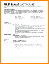 A Perfect Resume Example Impressive The Perfect Resume Example Canadianlevitra Perfect Resume Example