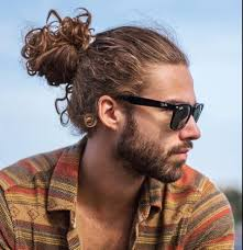Natural Curly Hairstyles For Men Trending In July 2019
