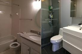 From Your Typical X Bathroom To Something Very Modern X - Bathroom remodeling san francisco