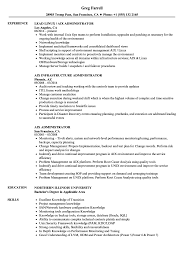 Aix Administrator Resume Samples Velvet Jobs