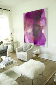 Interior Design: Suzy Q Better Decorating Bible Blog Ideas Library Office  Home Purple Violet Walls