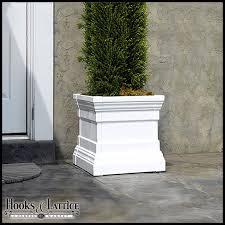 Large plastic planters Plastic Bowl Click To Enlarge Hooks Lattice Royal Windsor Patio Planter Boxes Large Plastic Planters
