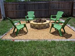 amusing outdoor fire pit area amusing cool diy patio