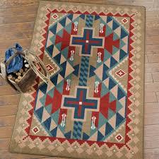 interior good looking southwestern style rugs southwest tribesman kilim rug collectionlone star western decor southwestern