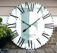 extra large wall clock large wall clocks a extra large wall clocks extra large outdoor