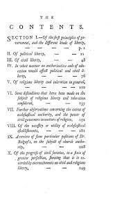 an essay on the first principles of government and on the nature title page 0893 toc