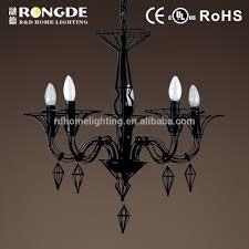 Moderne Dekorative Schmiedeeisen Schwarz Eisen Kronleuchter Buy Blackironchandelierschwarzes Eisen Kronleuchterschmiedeeisen Kerze Kronleuchter