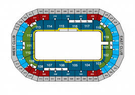 Peach Bowl 2018 Seating Chart Seating Charts Cure Insurance Arena