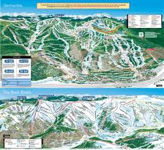 vail trail map  liftopia
