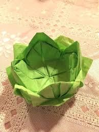 Paper Napkin Folding Flower Lotus Leaf Napkin Folding Abcjo Co