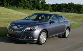 2013 Chevrolet Malibu Turbo First Drive – Review – Car and Driver