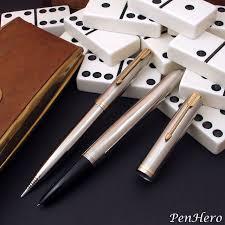 Liquid Lead Pencil Pentrace Message Board Parker 51 Flighter With Matching Liquid
