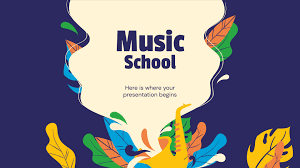 Templates about music, bands, vocalists, pop, rock, concerts. Free Music Google Slides Themes And Powerpoint Templates