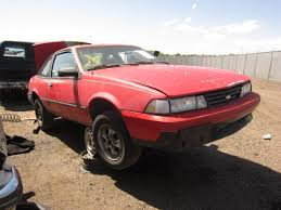 Junkyard Find: 1990 Chevrolet Cavalier RS - The Truth About Cars