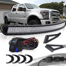 2001 Ford F250 Light Bar