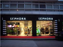 i had a little think before the trip of which s would be there that aren t in the uk and i hoped there would be a sephora in town