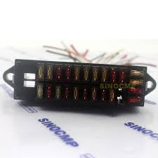 hitachi zaxis zx zax fuse box assembly for excavator you also like