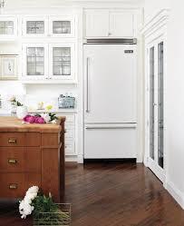modern white refrigerator. white-refrigerator-white-kitchen modern white refrigerator n